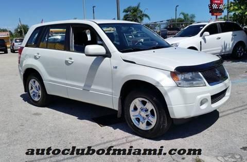 2007 Suzuki Grand Vitara for sale in Miami, FL