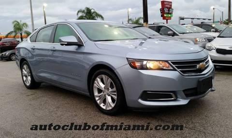 2014 Chevrolet Impala for sale in Miami, FL