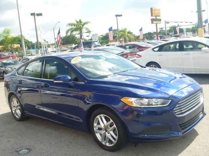 2013 FORD FUSION SE 4DR SEDAN blue fantastic 2013 ford fusion se package alloy wheelseco boost
