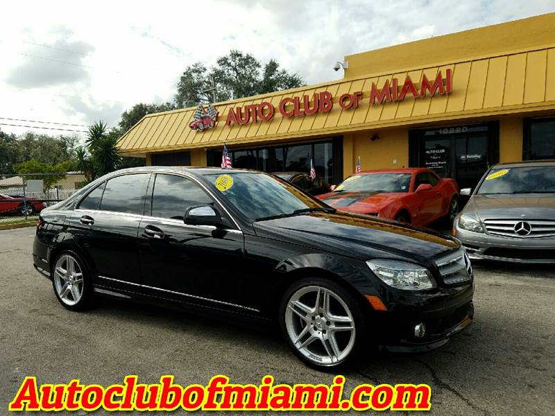 2008 MERCEDES-BENZ C-CLASS C 300 LUXURY 4DR SEDAN black all of our vehicles are clean titles fina