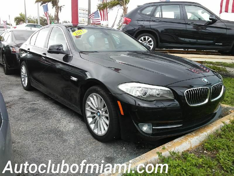 2011 BMW 5 SERIES 535I 4DR SEDAN black excellent handling  clean interior design with high-quali