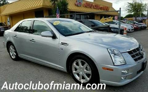 2011 Cadillac STS for sale in Miami, FL