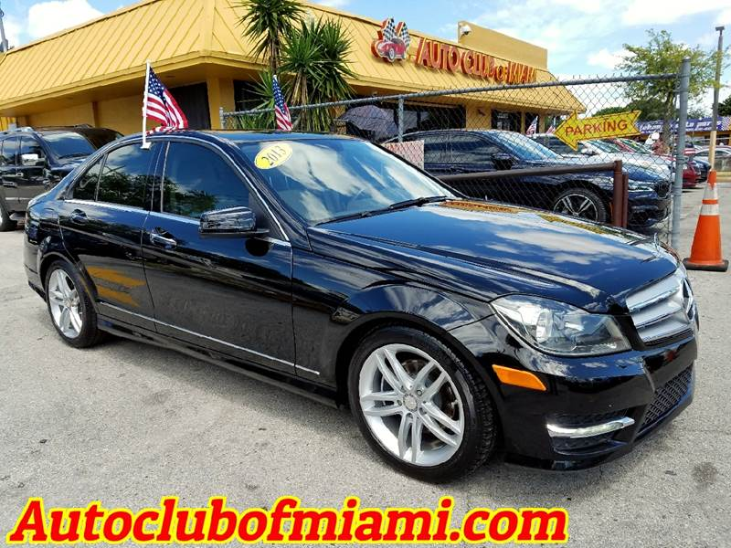 2013 MERCEDES-BENZ C-CLASS C 250 LUXURY 4DR SEDAN black all of our vehicles are clean titles fina