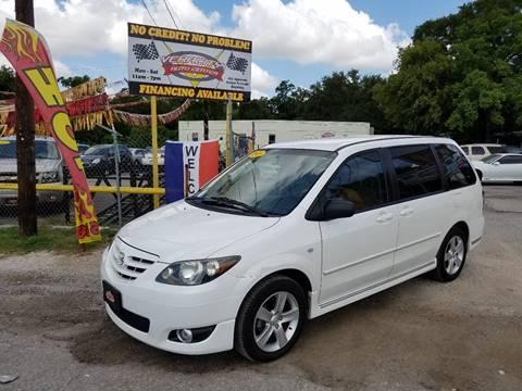 2005 Mazda MPV for sale in San Antonio, TX
