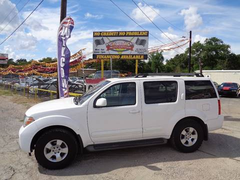 2007 Nissan Pathfinder for sale in San Antonio, TX