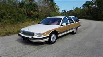 1991 Buick Roadmaster for sale in Sebastian, FL