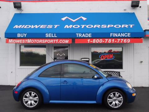 2003 Volkswagen New Beetle for sale in Grayslake, IL