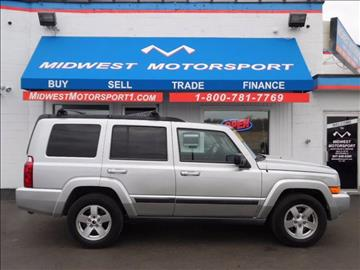 2007 Jeep Commander for sale in Grayslake, IL