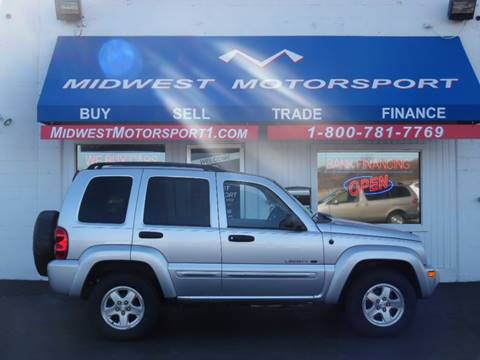 2002 Jeep Liberty for sale in Grayslake, IL