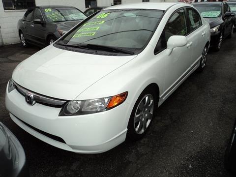 2006 Honda Civic for sale in Brooklyn NY
