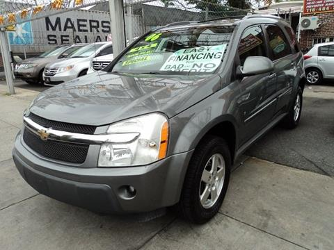 2006 Chevrolet Equinox for sale in Brooklyn NY