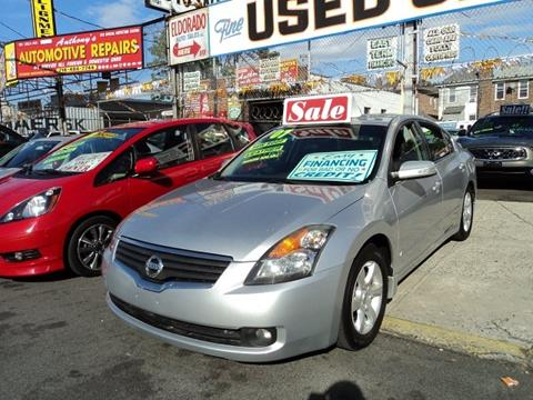 2007 Nissan Altima for sale in Brooklyn, NY