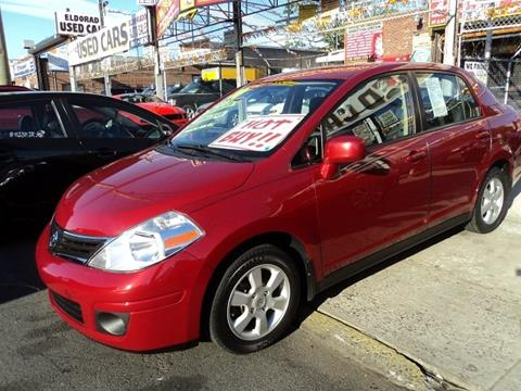 2010 Nissan Versa for sale in Brooklyn NY