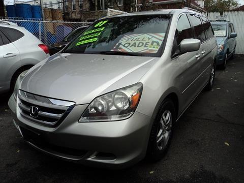 2007 Honda Odyssey for sale in Brooklyn, NY