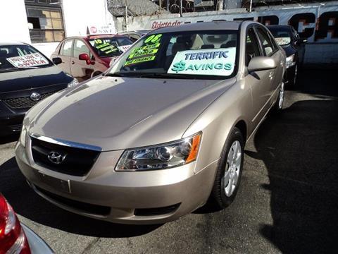 2008 Hyundai Sonata for sale in Brooklyn, NY