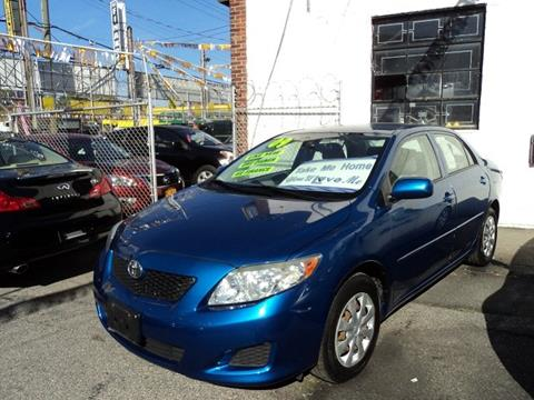 2009 Toyota Corolla for sale in Brooklyn NY