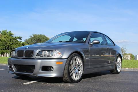 2004 BMW M3 for sale in Doral, FL