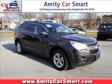 2014 Chevrolet Equinox for sale in Douglassville, PA
