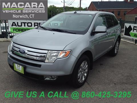 2007 Ford Edge for sale in Norwich, CT