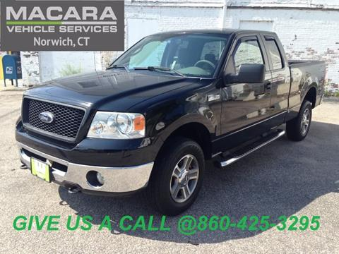 2006 Ford F-150 for sale in Norwich, CT