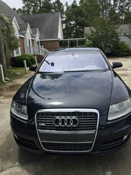 2008 Audi A6 for sale in Summerville, SC