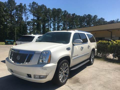 2007 Cadillac Escalade For Sale In South Carolina Carsforsale Com