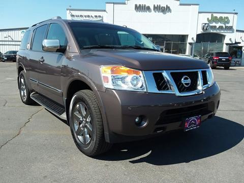 Nissan Armada For Sale In Montana Carsforsale
