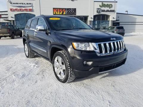 2012 Jeep Grand Cherokee for sale in Helena, MT