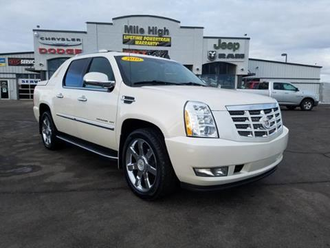 Escalade Ext For Sale >> 2010 Cadillac Escalade Ext For Sale In Helena Mt