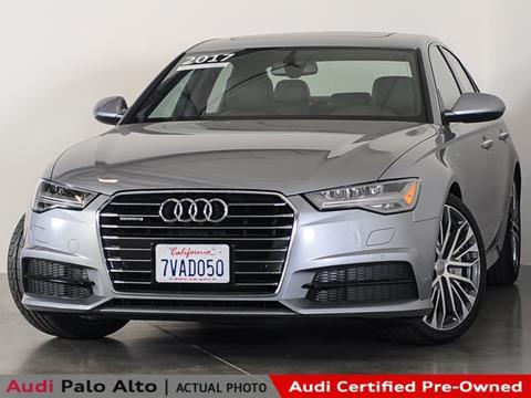 2017 Audi A6 for sale in Palo Alto, CA