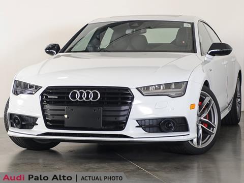 2018 Audi A7 for sale in Palo Alto, CA