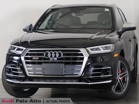 2018 Audi SQ5 for sale in Palo Alto, CA