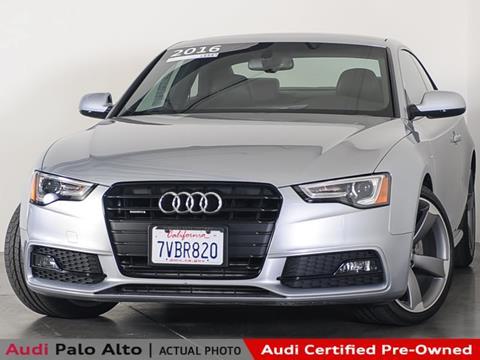 2016 Audi A5 for sale in Palo Alto, CA