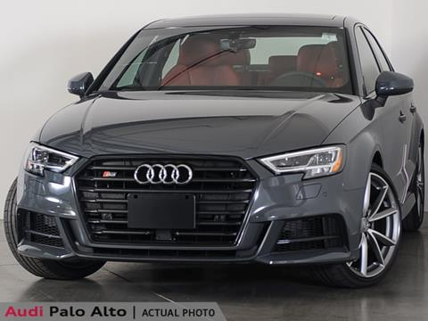 2018 Audi S3 for sale in Palo Alto, CA