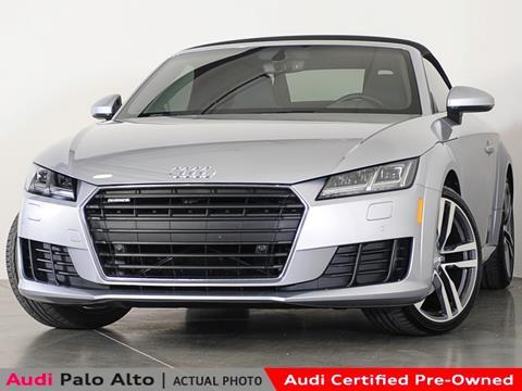 2016 Audi TT for sale in Palo Alto, CA