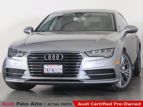 2016 Audi A7 for sale in Palo Alto, CA