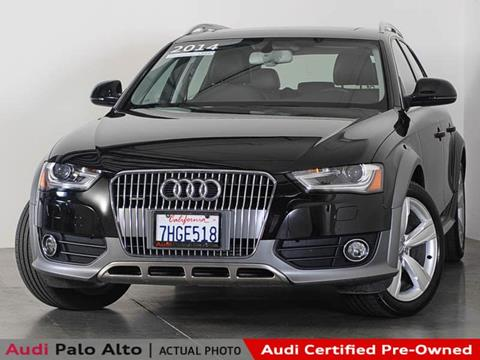 2014 Audi Allroad for sale in Palo Alto, CA