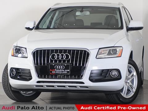 2017 Audi Q5 for sale in Palo Alto, CA