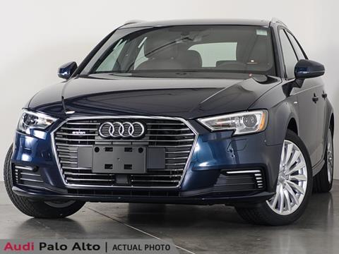 2017 Audi A3 Sportback e-tron for sale in Palo Alto, CA