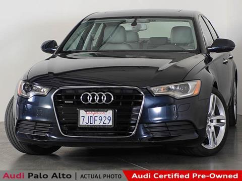 2015 Audi A6 for sale in Palo Alto, CA