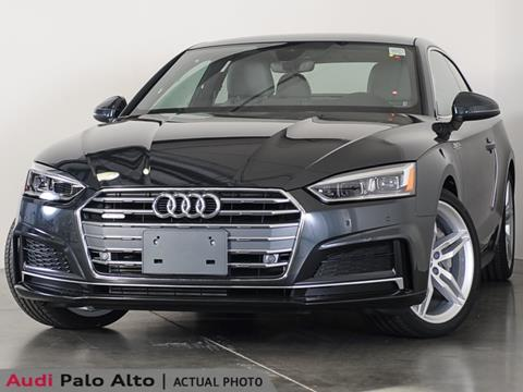 2018 Audi A5 for sale in Palo Alto, CA