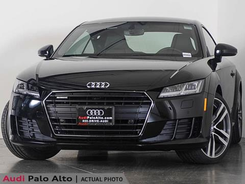 Audi TT For Sale In Massachusetts Carsforsalecom - 2018 audi tt