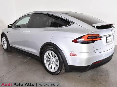 2017 Tesla Model X For Sale In Palo Alto Ca