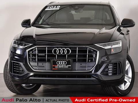 2019 Audi Q8 for sale in Palo Alto, CA