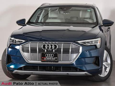 2019 Audi e-tron for sale in Palo Alto, CA