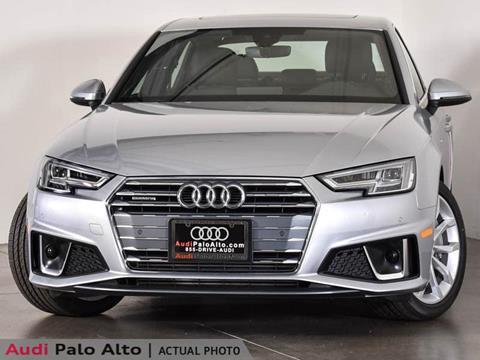 2019 Audi A4 for sale in Palo Alto, CA