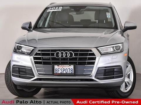 2018 Audi Q5 for sale in Palo Alto, CA