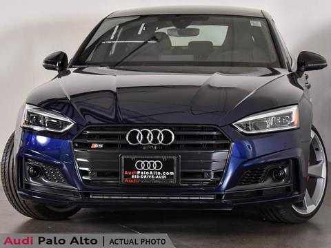 2019 Audi S5 Sportback 3.0T quattro Prestige