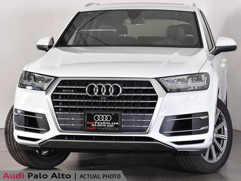 2019 Audi Q7 for sale in Palo Alto, CA