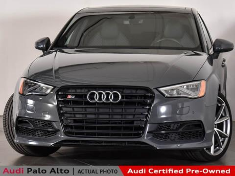 2016 Audi S3 for sale in Palo Alto, CA